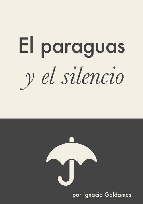 portada El Paraguas y el Silencio